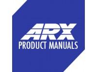 ARX Product Manuls