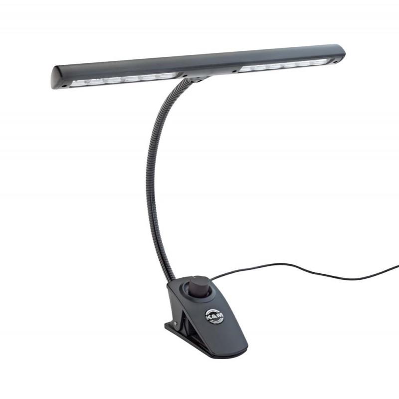 KM 12295 PS Music Stand Light w/Power Supply