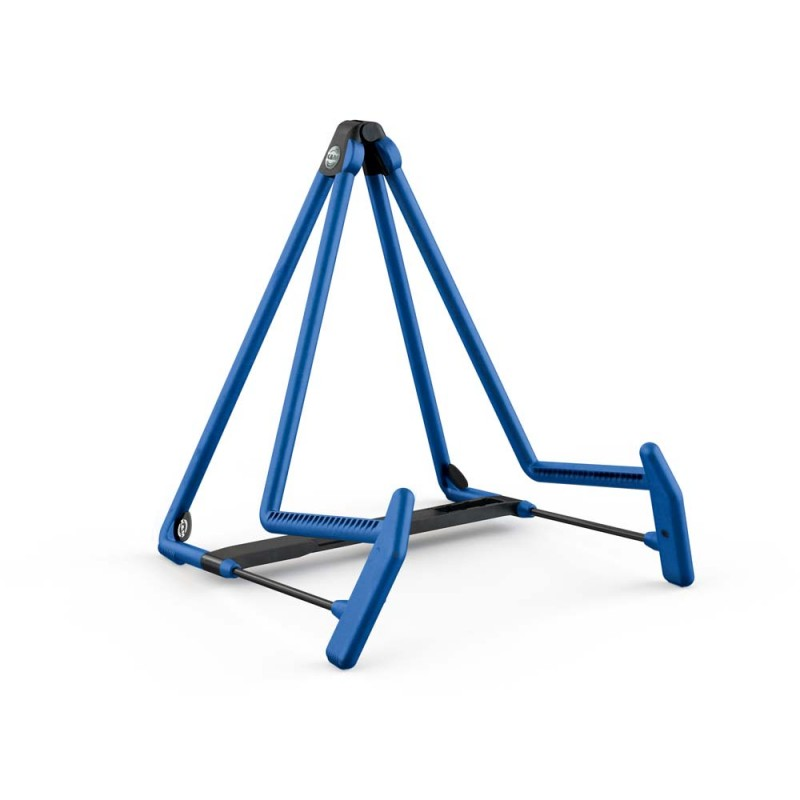 KM 17580 Blue Heli 2 A Guitar stand