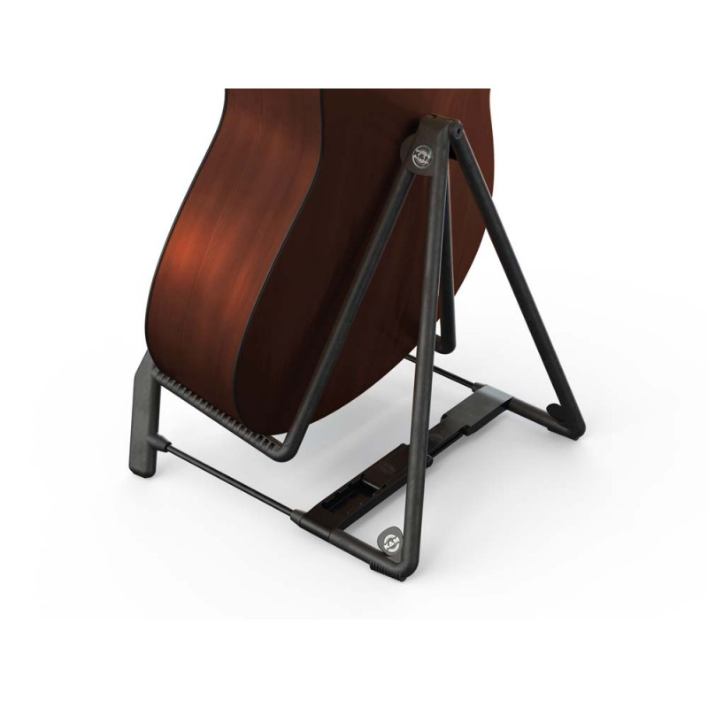 KM 17580 Black Heli 2 A Guitar stand