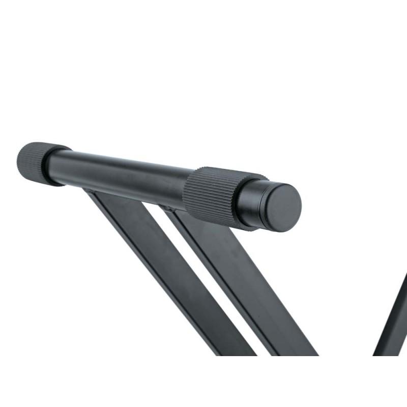 KM 18990 Double Braced Keyboard Stand