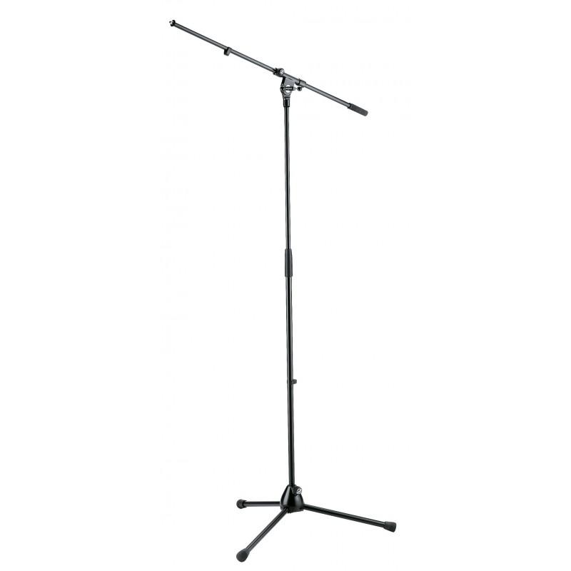 KM 210/2 Black Microphone Boom Stand
