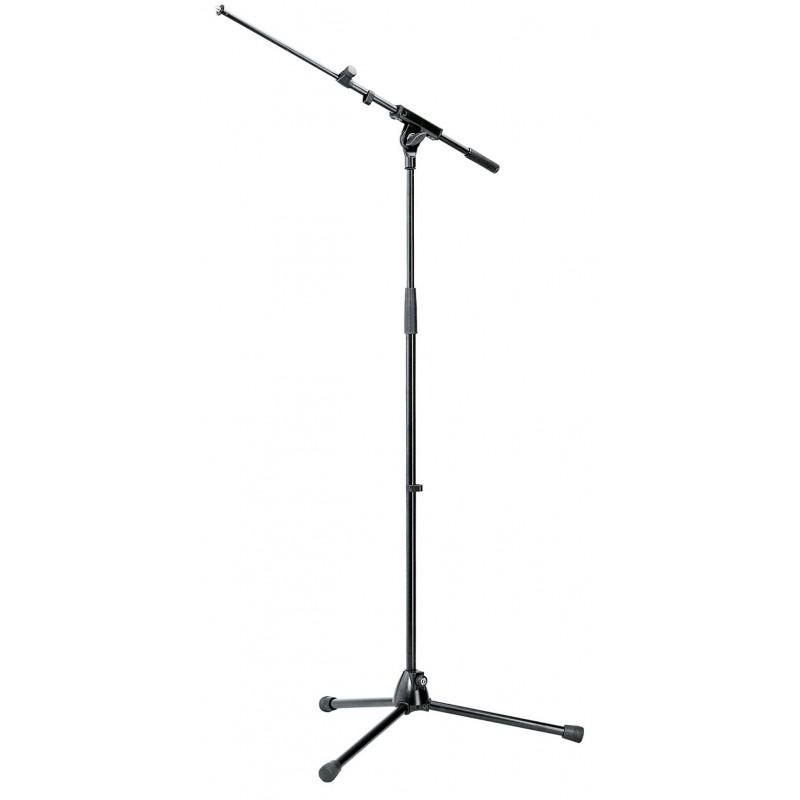 KM 210/8 Black Microphone Boom Stand