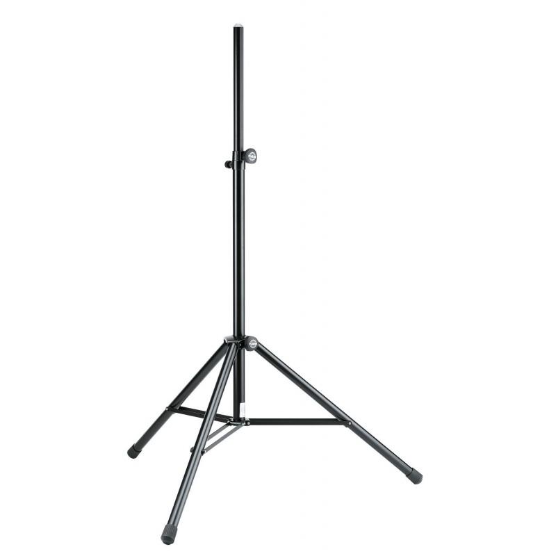 KM 214/6 Black Speaker stand
