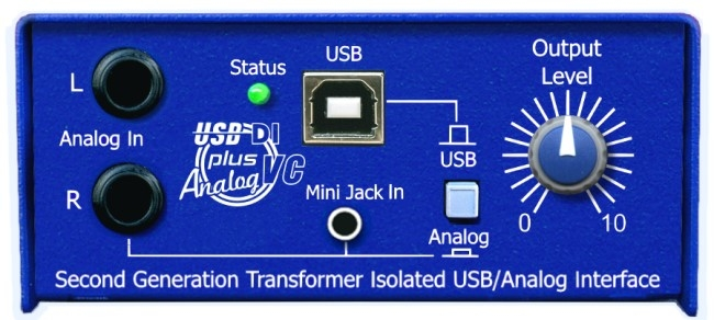 ARX USB-DI VC PLUS