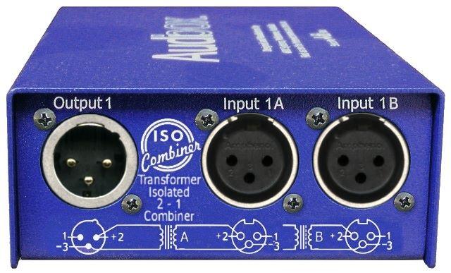 ARX Iso Combiner Duo