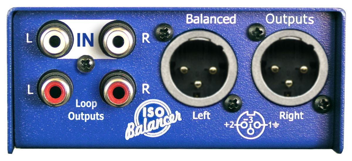 ARX Iso Balancer
